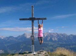 Gipfelfreude-Reiteralm